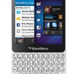 BlackBerry Q5 es presentado de manera oficial, un QWERTY gama media