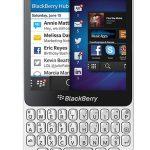 BlackBerry Q5 y sus especificaciones a detalle