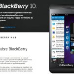 BlackBerry actualización 10.1 llega al Z10 con Skype