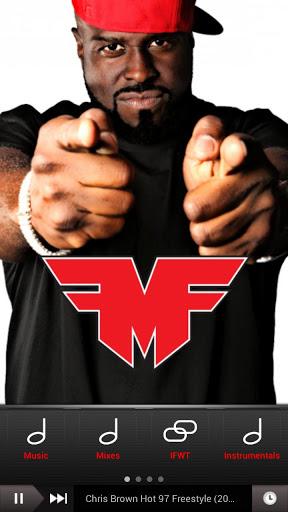 App de DJ Funkmaster Flex