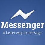 Facebook agrega adhesivos a Messenger para iPhone