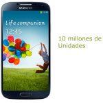 Samsung Galaxy S4 vende 10 millones de unidades y anuncia nuevos colores
