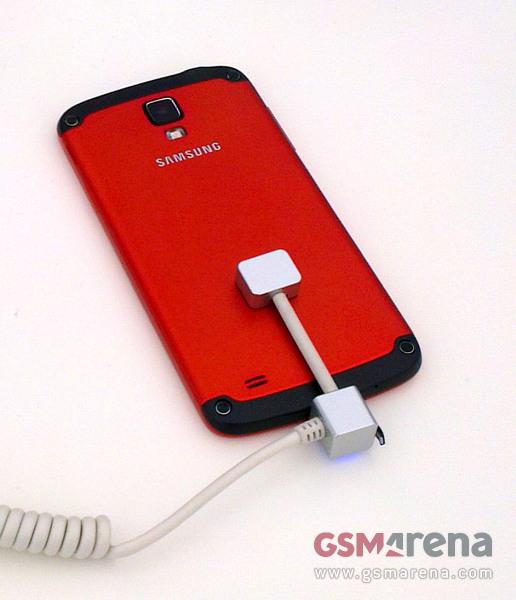 Samsung Galaxy S4 Active en directo