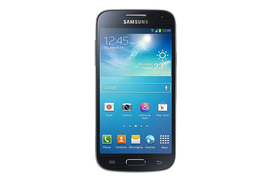 Samsung Galaxy S4 mini oficial color Black Mist negro