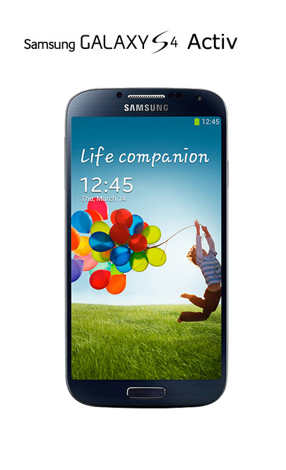 Samsung Galaxy S4 Activ I9295 logo