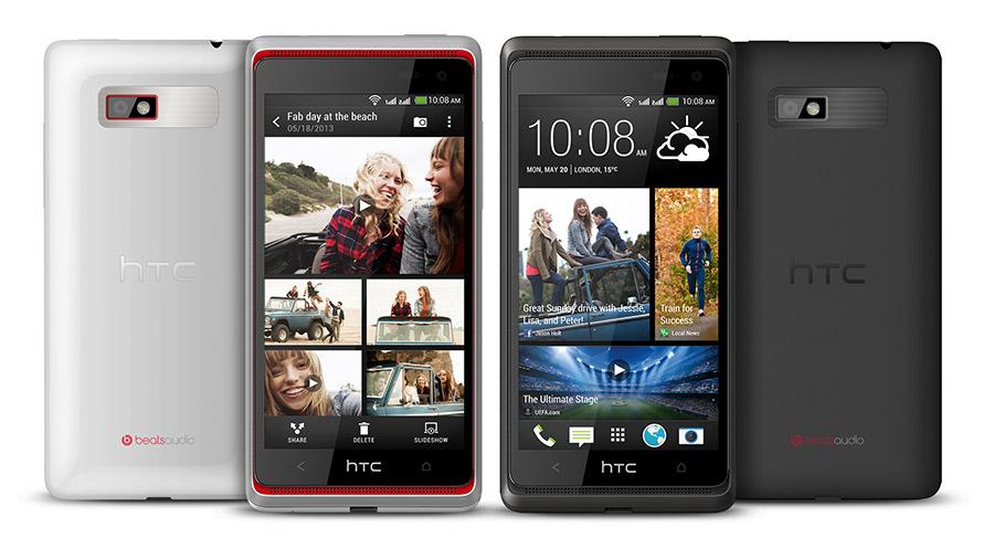 HTC Desire 600 quad-core