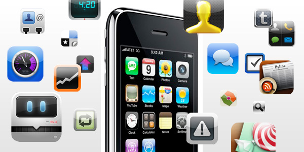 Apps de la semana para iPhone, iPod Touch y iPad