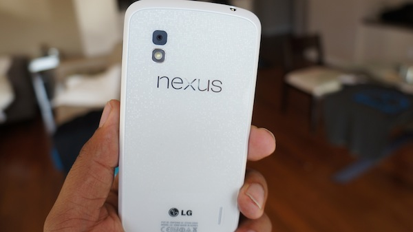 LG Nexus 4 blanco en primer hands-on en fotos y video