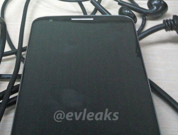 Nueva foto del LG Optimus G2 y su nuevo diseño se filtra