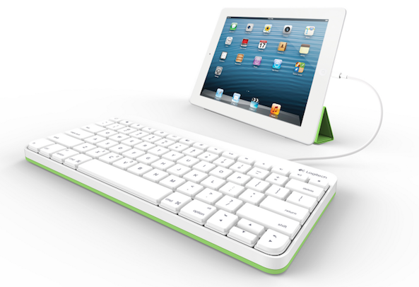 Wired Keyboard de Logitech