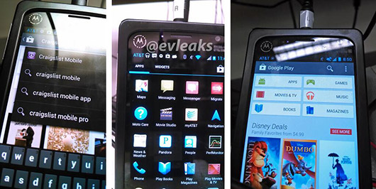 Motorola Google X Phone filtrado