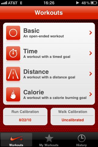 App de Nike