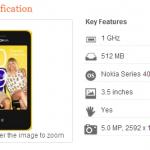 Nokia Asha 501 se filtran especificaciones previo a su presetnación