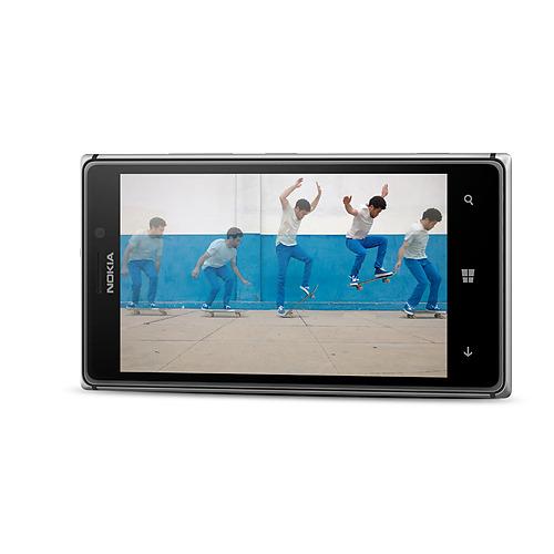 Nokia Lumia 925 toma múltiple en una foto de calidad