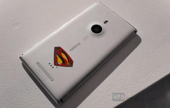 Nokia Lumia 925 Superman Limited Edition imagen filtrada