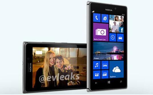 Nokia Lumia 925 imagen oficial filtrada