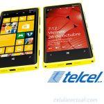 Nokia Lumia 920 en color Amarillo llega a Telcel