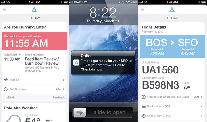 App de Osito para iPhone