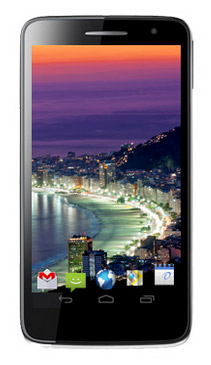 "Panasonic P51 con Stylus y pantalla de 5"""