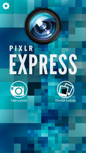 App Pixlr Express