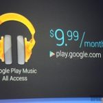 Google presenta servicio de streaming musical All Access