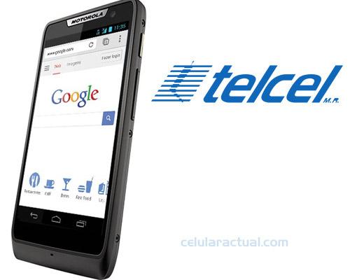 RAZR D3 en México con Telcel