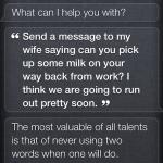 Apple actualiza Siri para evitar preguntas demasiado largas