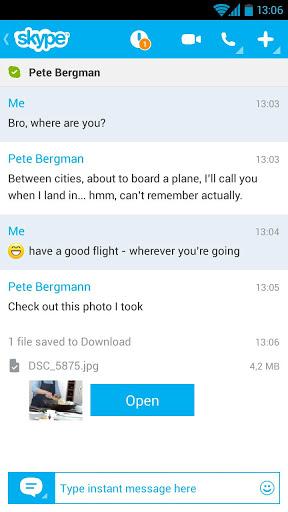 App de Skype
