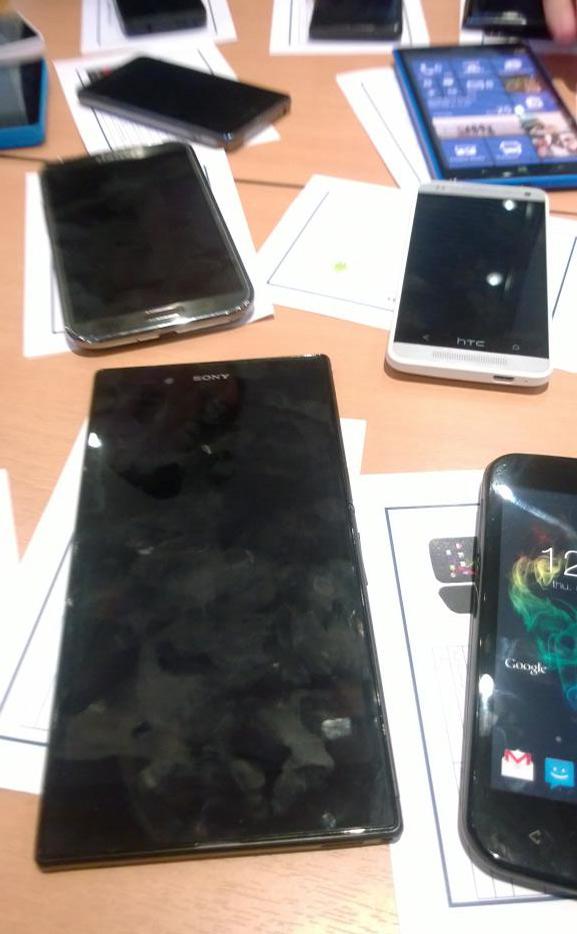 Sony Togari phablet y Nokia Lumia 1030 phablet filtración