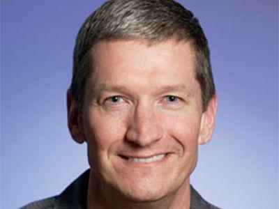 Tim Cook en la conferencia D11