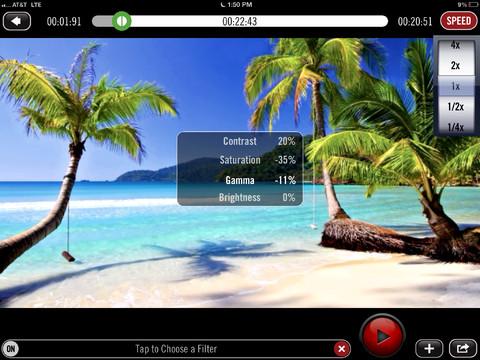 App Video Filters
