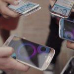 Samsung Galaxy S4 en color café aparace en video