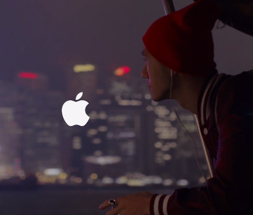 Apple Video comercial del iPhone 5