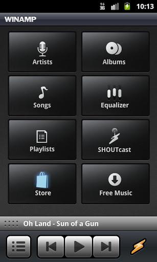 App de Winamp