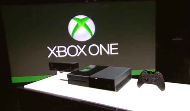 Microsoft presenta el nuevo Xbox One