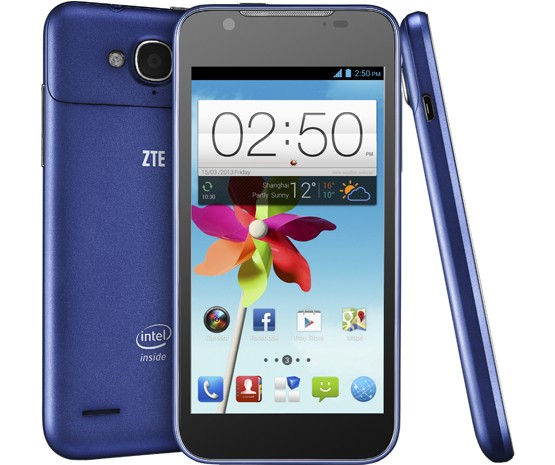 ZTE Grand X2 In con Intel y Android es anunciado