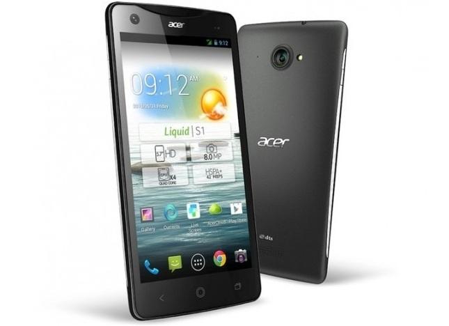 Acer Liquid S1phablet 5.7 pulgadas