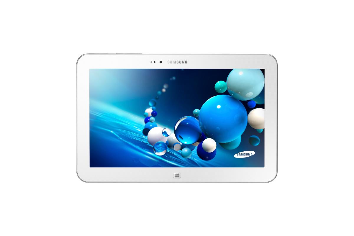 Samsung ATIV Tab 3 con Windows 8 pantalla