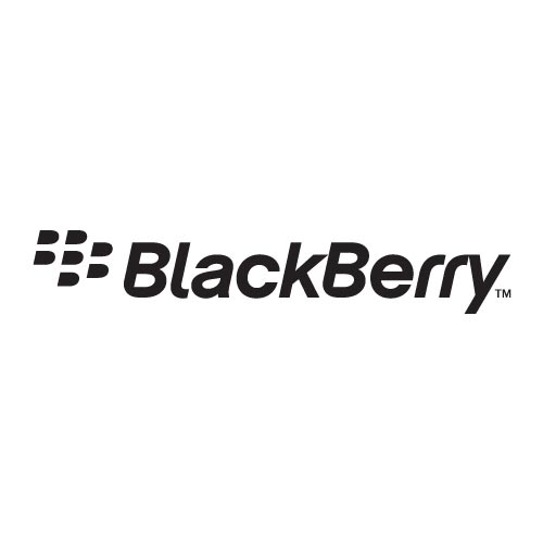 BlackBerry Logo black