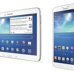 Samsung anuncia las Galaxy Tab 3 8.0 y Galaxy Tab 3 10.1