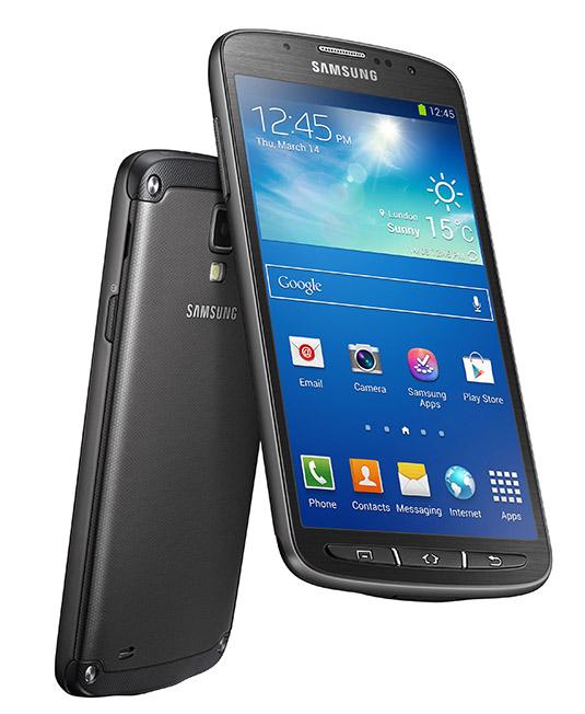 Samsung Galaxy S4 Active oficial