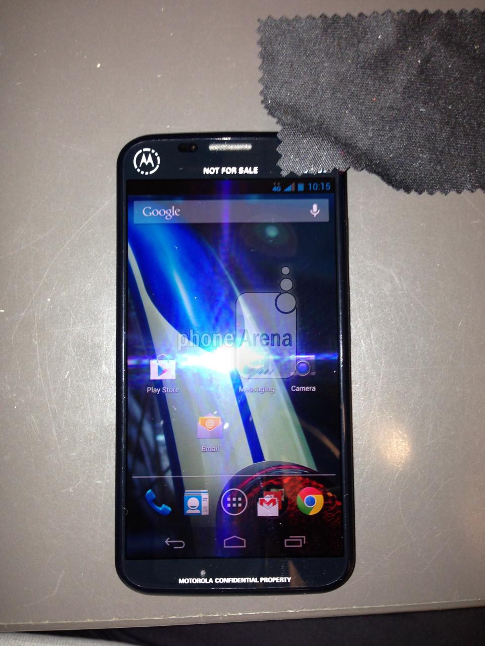 Motorola Moto X filtrado XT1056