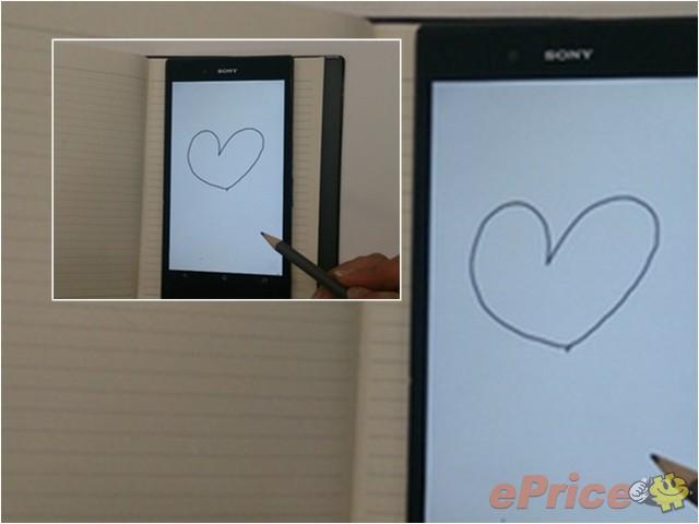 Sony Xperia Z Ultra phablet Pen Stylus
