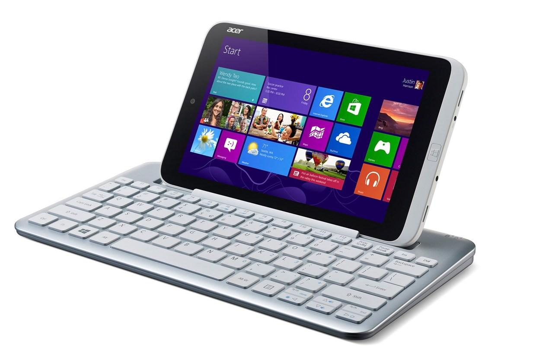 Acer Iconia W3 con Windows 8