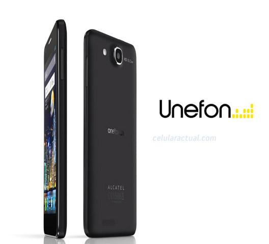 Alcatel One Touch Idol Ultra HD con Unefon