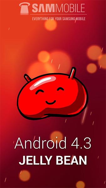 Android 4.3 Jelly Bean pantallas ROM filtrado