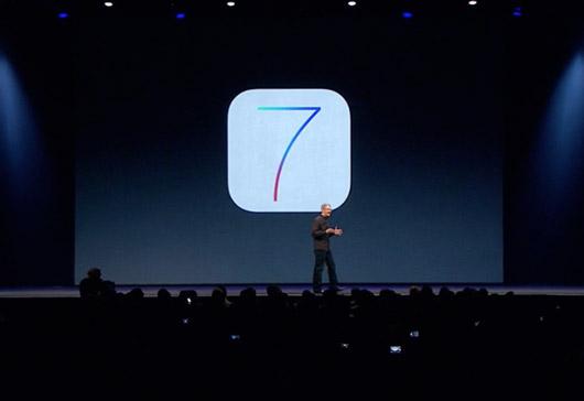 Apple Keynote WWDC 2013