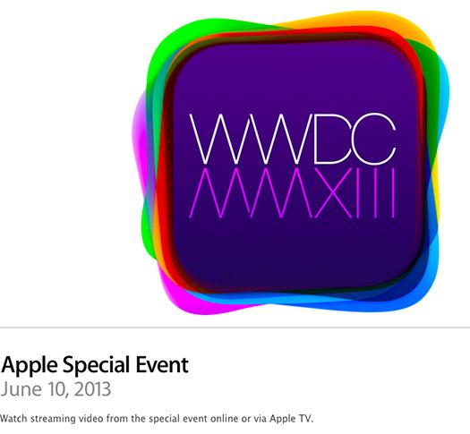 WWDC 2013 de Apple