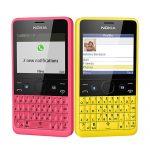 Nokia Asha 210 pronto en México con tecla dedicada a Facebook