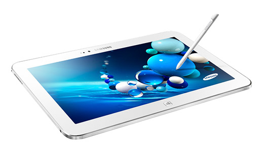 Samsung ATIV Tab 3 con Windows 8